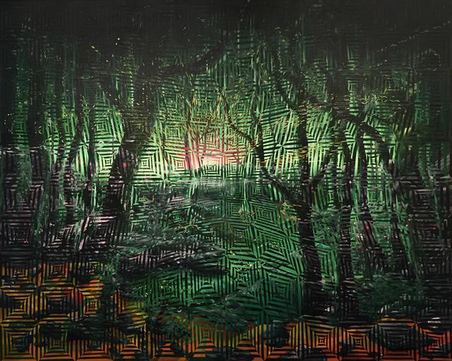 , 'Infinite Bewilderment,' 2015, The Chambers Project