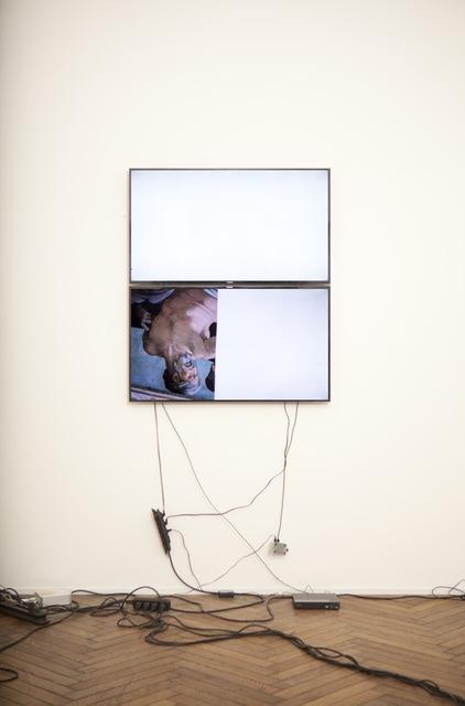 , 'Video Sculpture V (Vatican),' 2015, Harlan Levey Projects