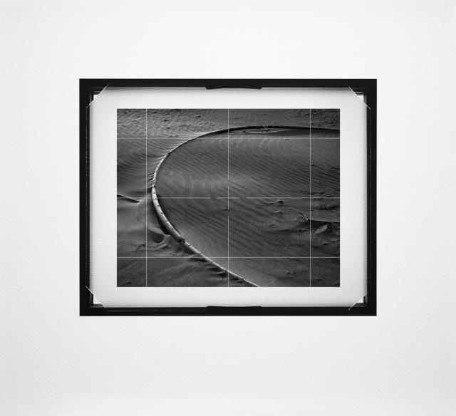 , 'Ground Glass #027,' 2015, Zilberman Gallery