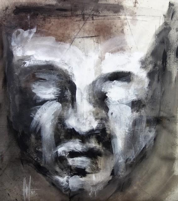 , 'Meditacion II,' 2016, PontArte