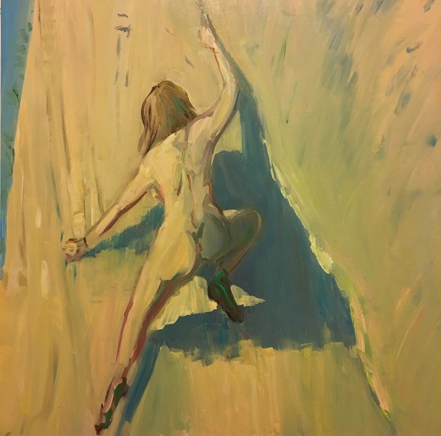 , 'Rock Climber 2,' 2018, Malin Gallery
