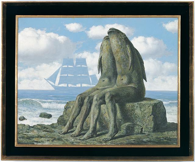 , 'Les merveilles de la nature (The Wonders of Nature),' 1953, MCA Chicago