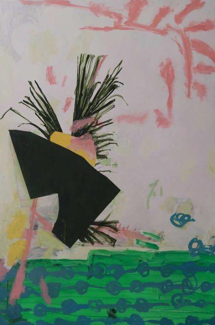 , 'Some beach, somewhere,' 2018, 99 Loop Gallery