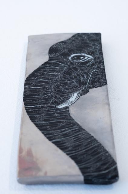 , 'Plate_Elephant,' 2019, Micheko Galerie