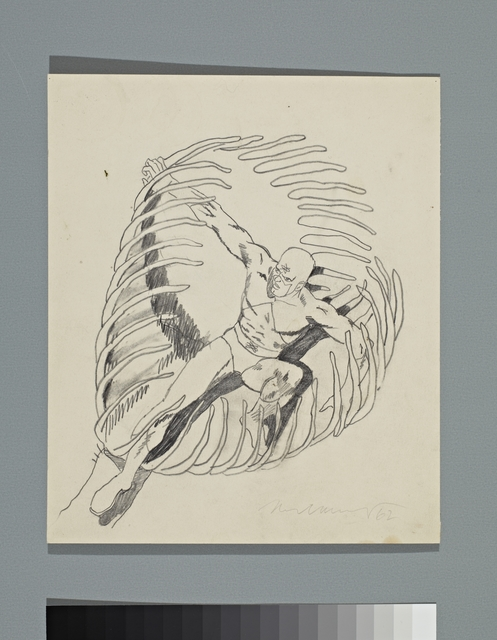 , 'The Atom,' 1962, LEVY Galerie