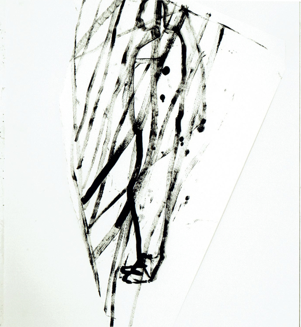 , 'Untitled,' 2009, l'étrangère