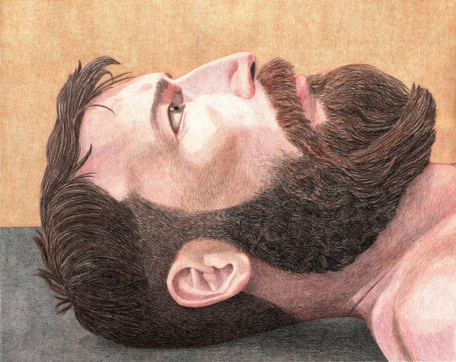 Elijah Burgher, 'Portrait of John Balance as Talisman Against Suicide,' 2013, Whitney Biennial 2014
