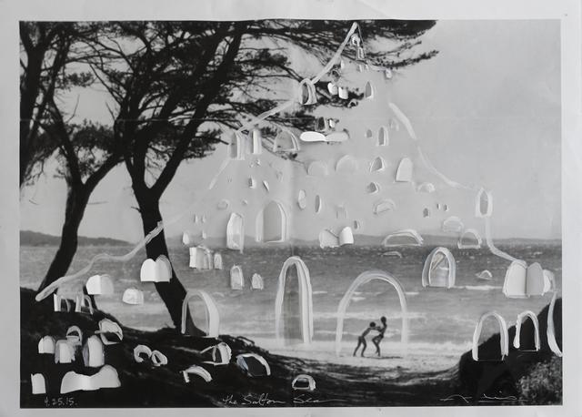 , 'The Salton Sea,' 2015, The LODGE