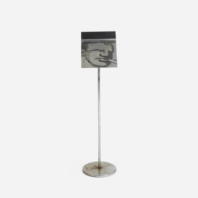 Robert Loughlin, 'Untitled (easel)', Wright