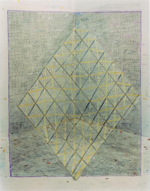 , 'Spatial drawing 2,' 2016, Galerie Bart
