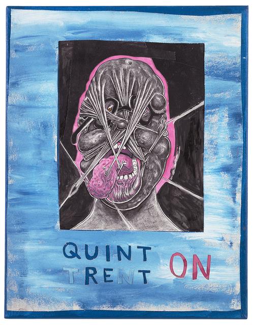 , 'Quinton Trenton,' 2016, Shulamit Nazarian