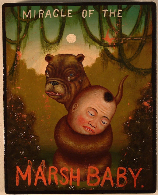 , 'Marshbaby,' 2010, Howard Scott Gallery