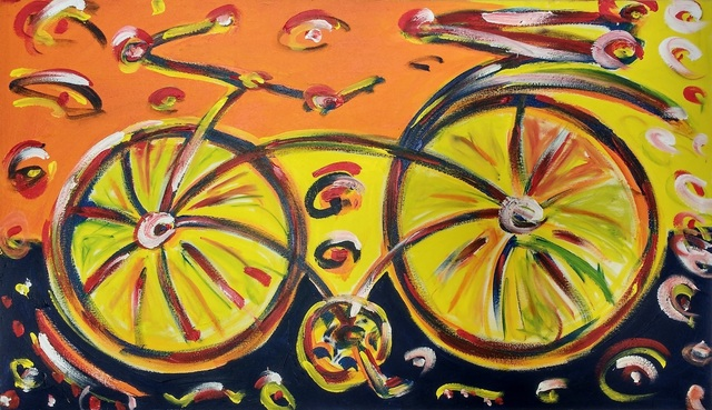 , 'Alegro Bike,' , Inn Gallery