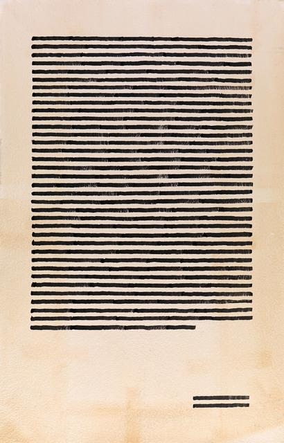 , 'Magna Carta,' 2007, Alfonso Artiaco