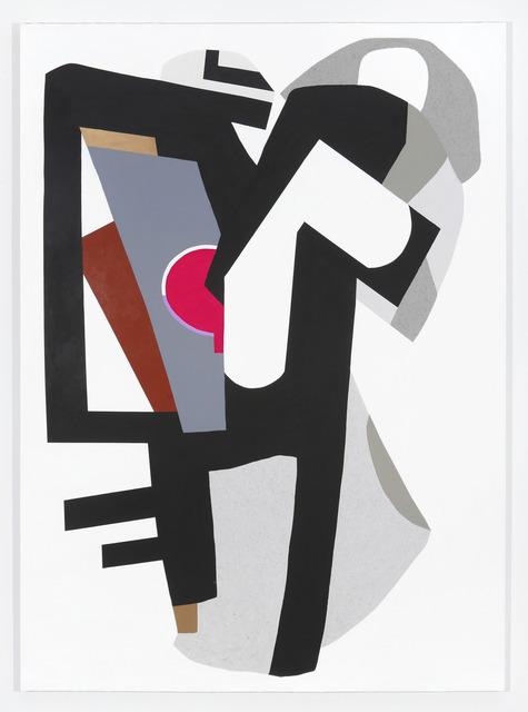 , 'Xerox Pilgrim,' 2013, Jessica Silverman Gallery