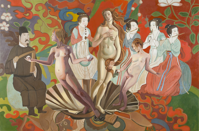 , 'Celebration of Venus,' 2017, Childs Gallery