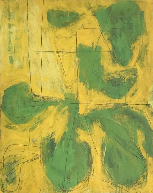 Fritz Bultman, 'Leaves I', 1953, Octavia Art Gallery