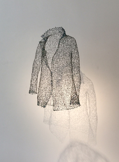 , 'Philosopher's Coat,' 2015, Callan Contemporary