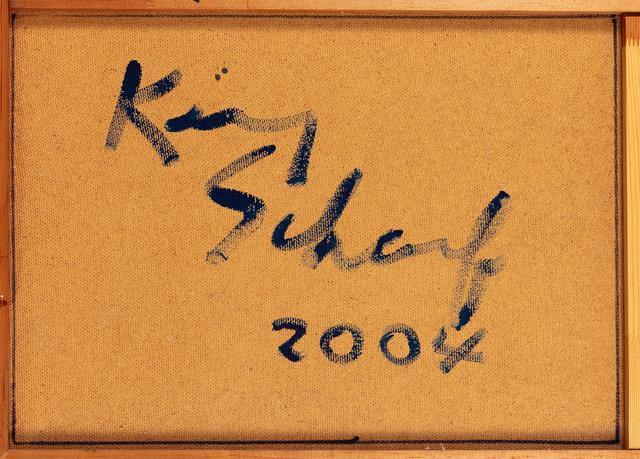 Kenny Scharf, 'Untitled', 2004, Painting, Spray paint on heavy fiber board, Corridor Contemporary
