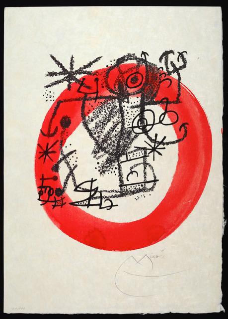 , 'Les essències de la terra,' 1968, Opera Gallery