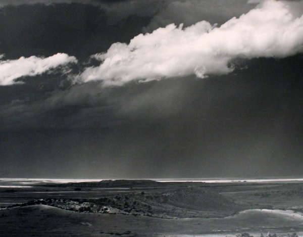 , 'Thunderstorm, Great Plains,' 1961, Robert Mann Gallery