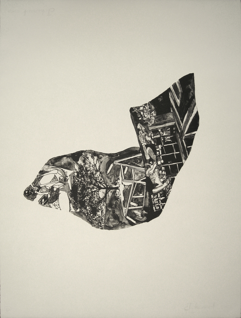 Santiago Cucullu, 'Untitled  ', 2006, Print, Lithograph, Highpoint Editions