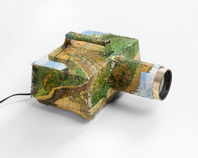 , 'Landscaping 4,' 2013, Galería Lucia de la Puente