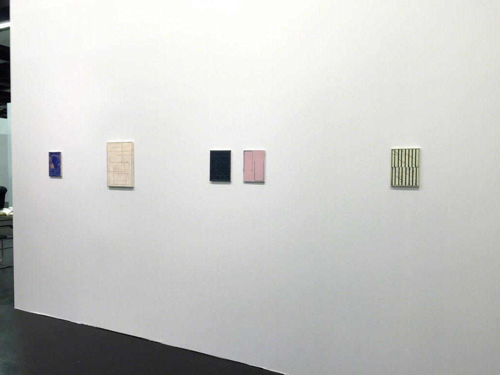 Pius Fox /New Positions with CONRADS at Art Cologne 2015