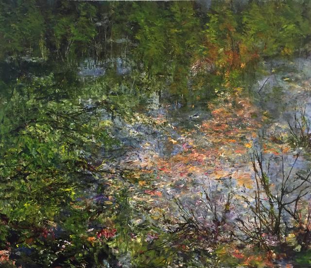 Judy Cheng, 'Pond', 2017, Ian Tan Gallery