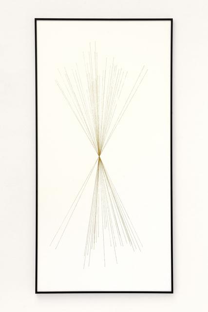 , 'Skelette der Stimmen, Part Ⅱ (pt. 4),' 2018, Micheko Galerie