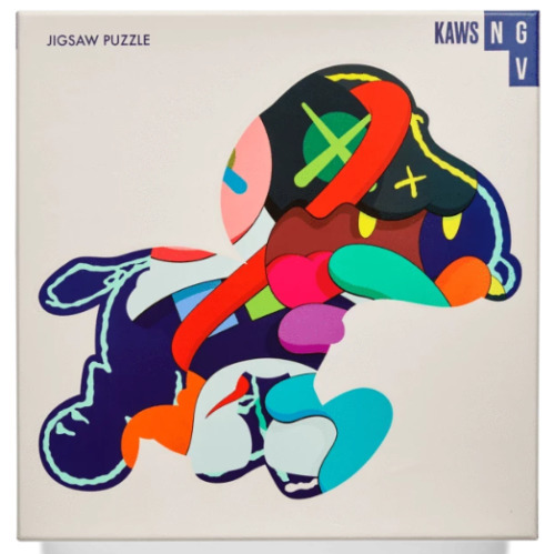 KAWS, 'Stay Steady', 2019, Print, Digital Print on 1000 PC Puzzle, End to End Gallery