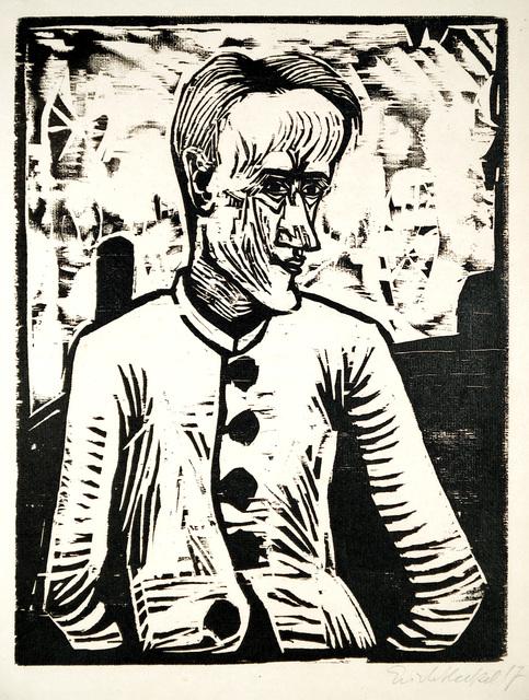 , 'Der Narr,' 1917, Henze & Ketterer