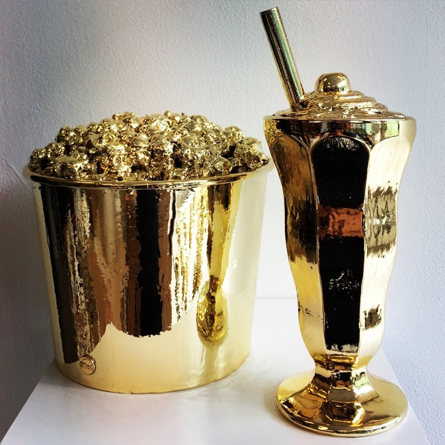 Itamar Gilboa, '# Popcorn and Milkshake', 2017, Tamar Dresdner Art Projects + Food Tank NGO