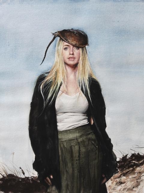 ", '""The Arthropod"",' 2018, Parlor Gallery"