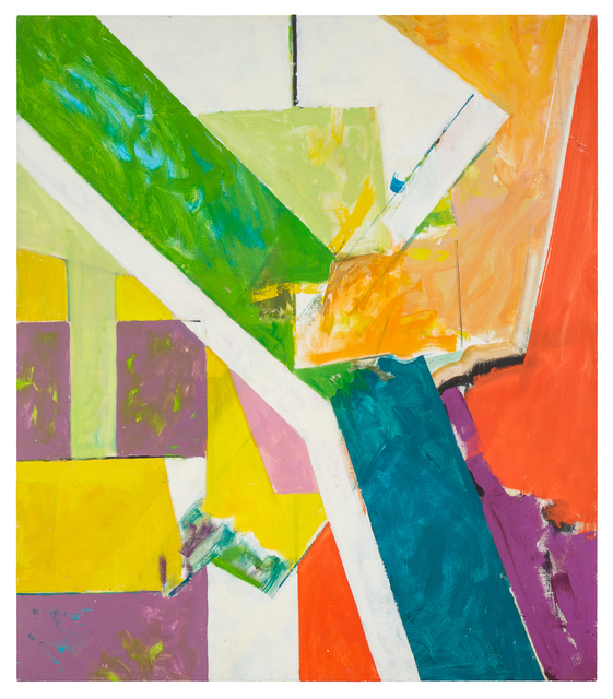 John Little, 'Y', 1980, Hindman