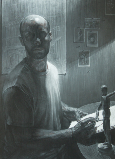 , 'Chiaroscuro,' , Gallery Victor Armendariz