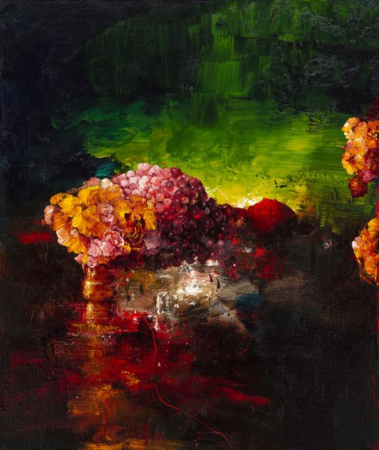 , 'Vanitas Relief,' 2019, Galerie de Bellefeuille