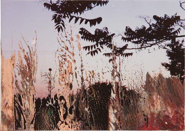 Gerhard Richter, 'Ohne Titel (2.1.89)', 1989, Phillips