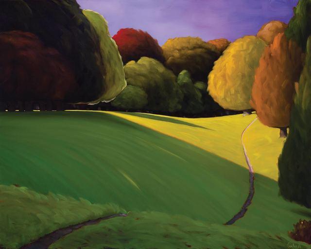 Ross Penhall, 'Long Walk Phoenix Park', 2011, Doyle