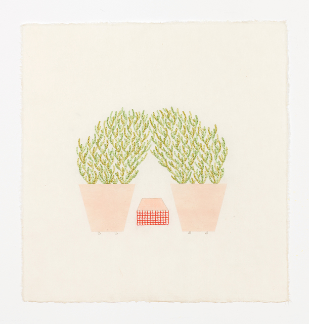 , 'Growing Pots,' 2013, Court Tree Gallery