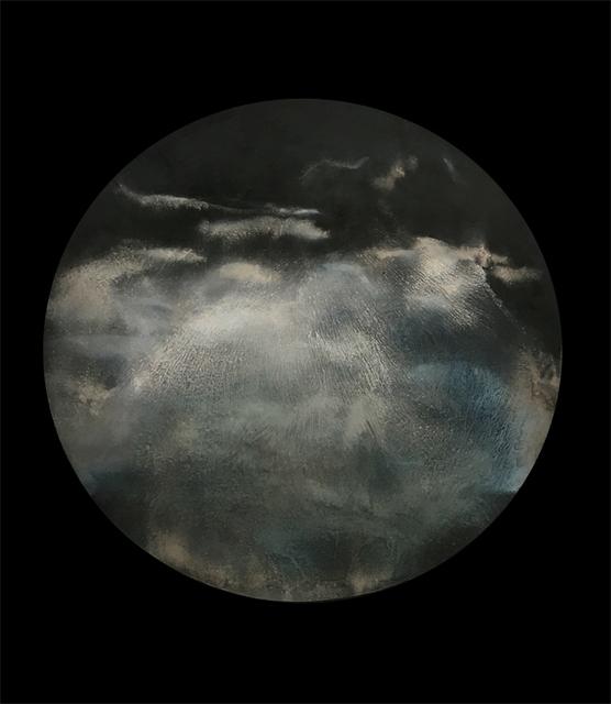 , 'Restless Night Clouds,' 2018, Carrie Able Gallery