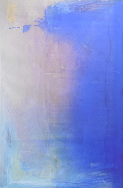 , 'Blue IV,' 2017, Walter Wickiser Gallery