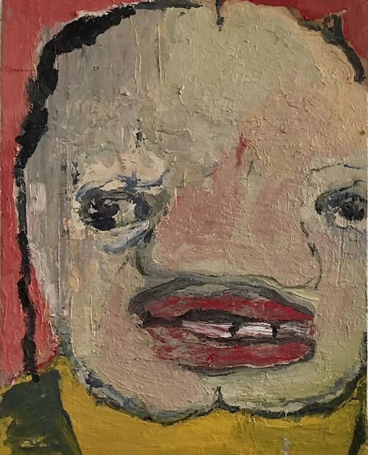 Roya Farassat, 'Girl With Big Lips', 2016, Sapar Contemporary