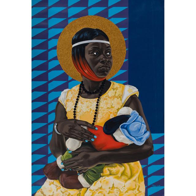 Marc Padeu, 'Vierge à l'enfant', 2019, PIASA