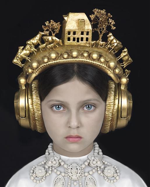 , 'Menina 6,' 2016, Fernando Pradilla/El Museo