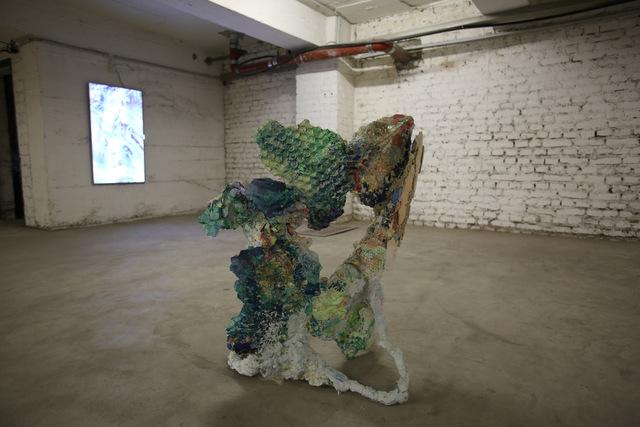 , 'Schmetterling,' 2016, Gallery AM MEER