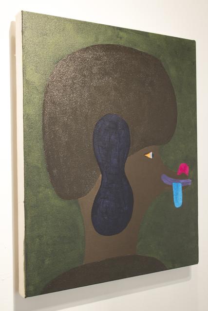 , 'Licky Lou,' 2015, Pablo Cardoza Gallery