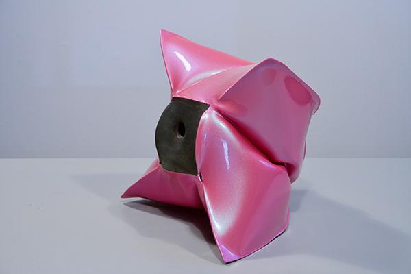 , 'LINDA Pink,' 2017, Renate Bender
