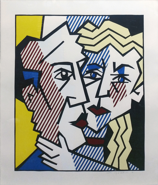 Roy Lichtenstein, 'THE COUPLE', 1980, Gallery Art