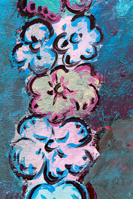 Delphine Hennelly, 'Blue Venus', 2019, Projet Pangée